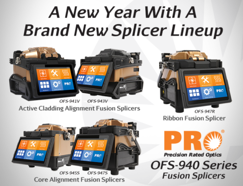 A New Year With A Brand New Splicer Lineup