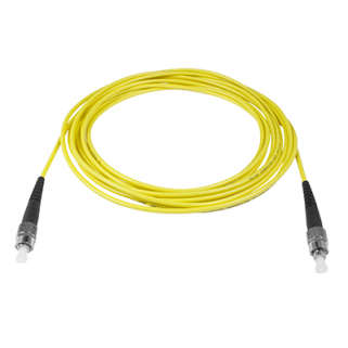 FC-FC - 10M - (9/125) Simplex Singlemode Fiber Optic Patch Cord