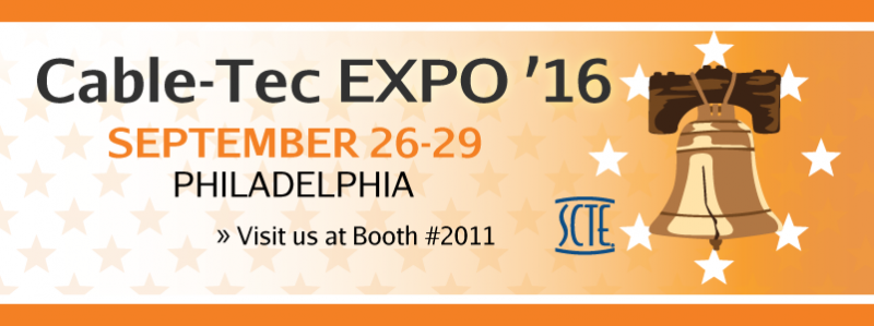 Cable-Tec Expo 2016